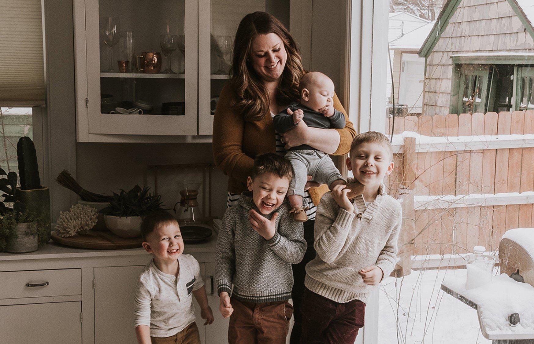 An interview with Autumn Waldman, Nebraska Newborn Photographer