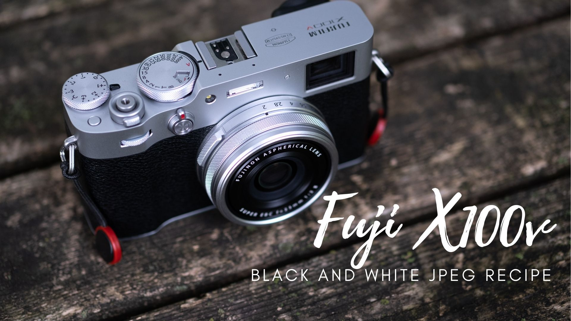 Read more about the article Fuji X100v Jpeg Black and White Recipe (My Favorite)